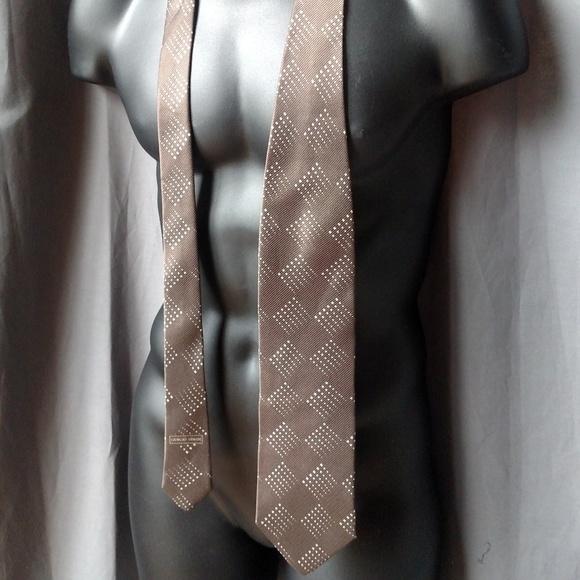 GIORGIO ARMANI Cravat Silk Tie Pre-Owned